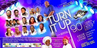 Gospel Event: Turn It Up With Big B, Edition 9 | AmenRadio.net