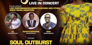 """Event: Yadah Live Recording Concert 2019 """"Soul Outburst"""""""