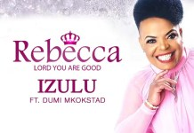 Download: Izulu - Rebecca Malope feat. Dumi Mkokstad | SA Gospel Music Mp3