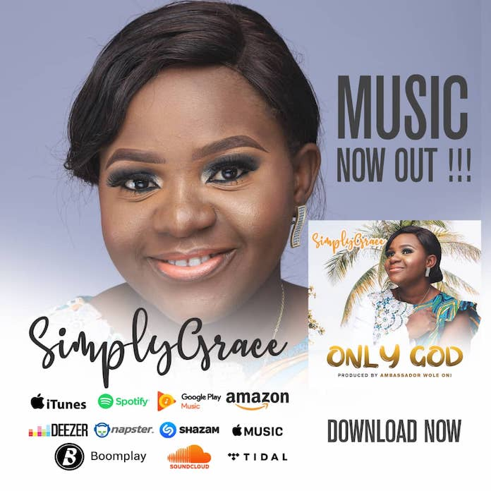 Only God - SimplyGrace | Download Gospel Mp3