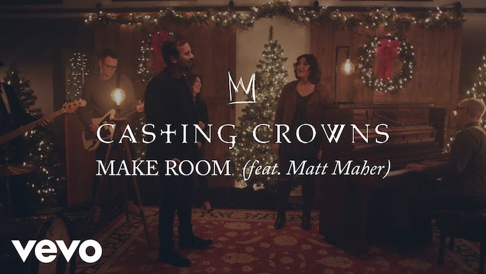 Download Mp3: Make Room - Casting Crown feat. Matt Maher | Christmas Carol Songs