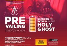 Sermon by Tosin Affinnih on Charging My Battery In The Holy Ghost