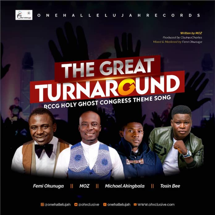 Download: The Great Turn Around - One Hallelujah Records | Gospel Songs Mp3