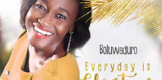 Download: Everyday Is Christmas - Boluwaduro | Christmas Songs Mp3