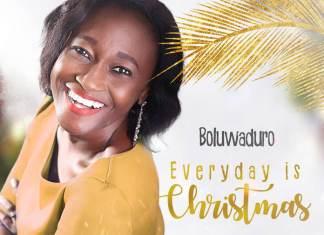 Download: Everyday Is Christmas - Boluwaduro | Christmas Songs Mp3