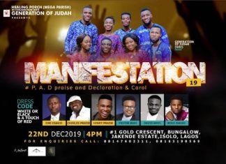 Manifestation 2019 - Generation of Judah
