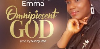 Download: Omnipresent God - Anastensia Emma | Gospel Songs Mp3 2020