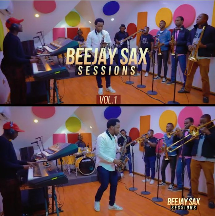Download Video: Sessions With Beejay Sax | Gospel Songs Mp3 2020