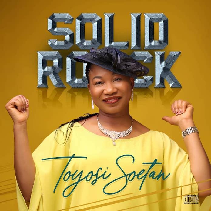 Download: Solid Rock - Toyosi Soetan feat. Walesax | Gospel Songs Mp3 2020