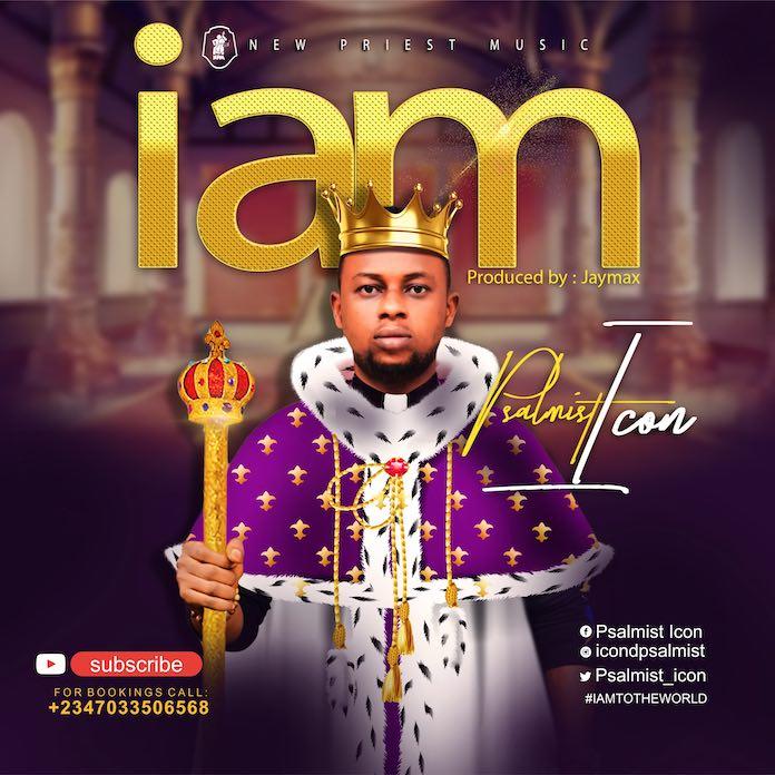 Download Lyrics: I Am - Psalmist Icon | Gospel Songs Mp3 Music