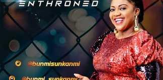Enthroned - Bunmi Sunkanmi
