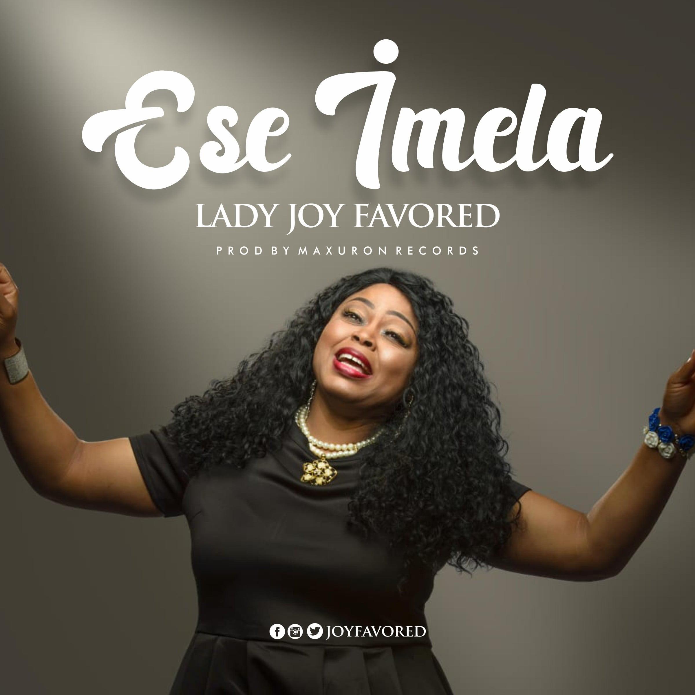 Ese Imela - Lady Joy Favored