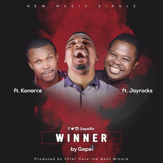 [Music + Lyrics] Gepei feat. Konarce & Jayrocks - Winner