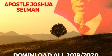 Apostle Joshua Selman Sermons, Messages and Songs Mp3