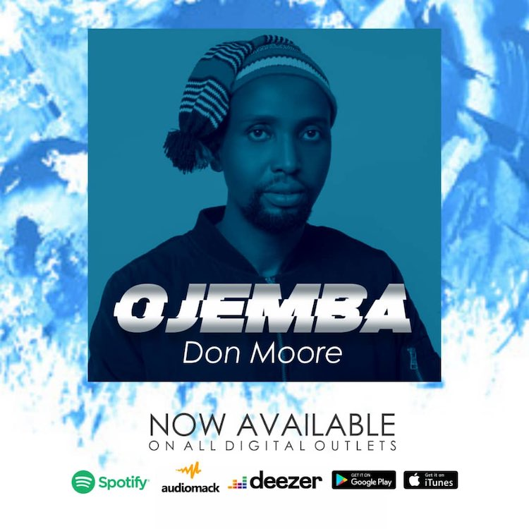 Ojemba - Don Moore