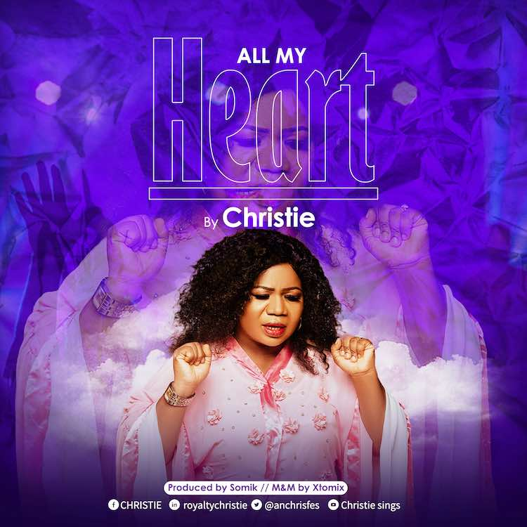 All My Heart - Christie