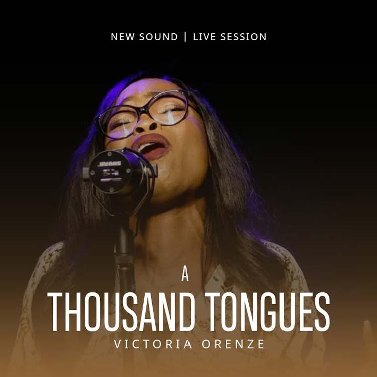 A Thousand Tongues – Victoria Orenze
