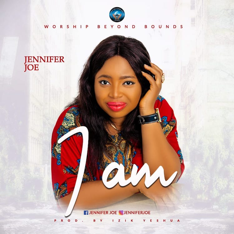 I Am - Jennifer Joe