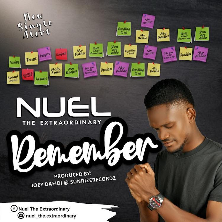 Remember - Nuel The Extraordinary