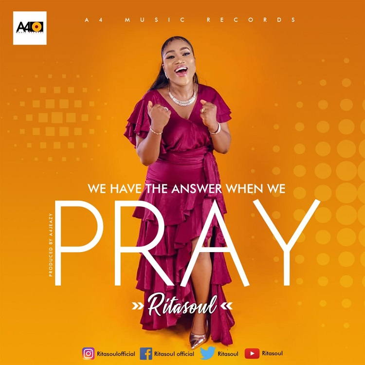 We Have the Answer When We Pray - Ritasoul