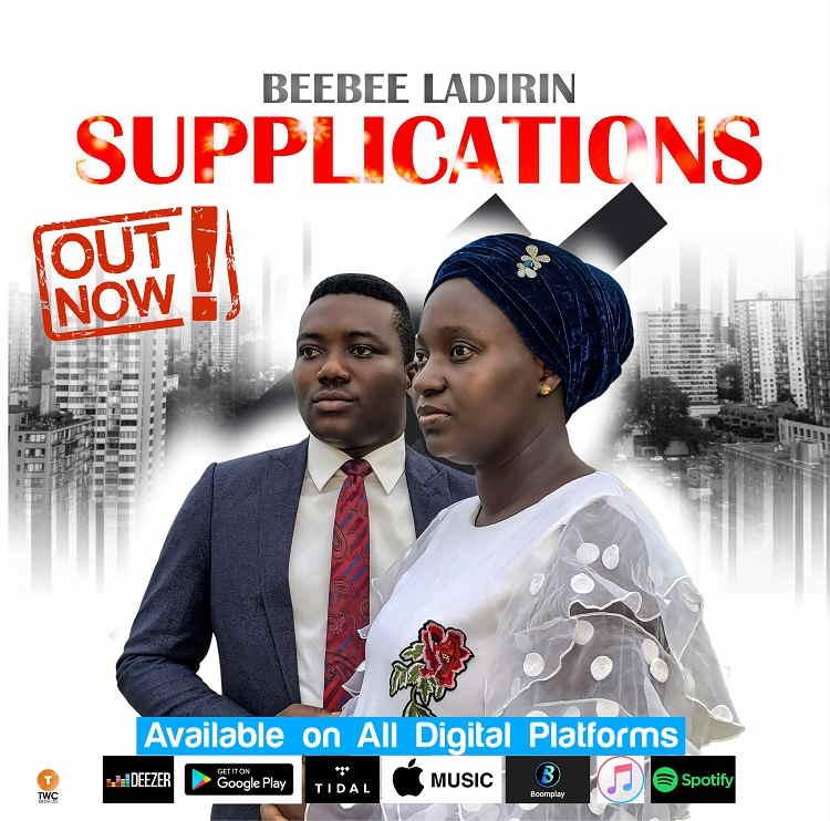 Supplications - BeeBee Ladirin