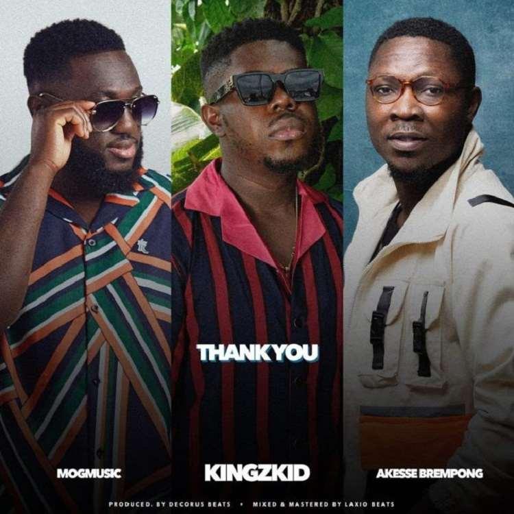 Thank You - Kingzkid