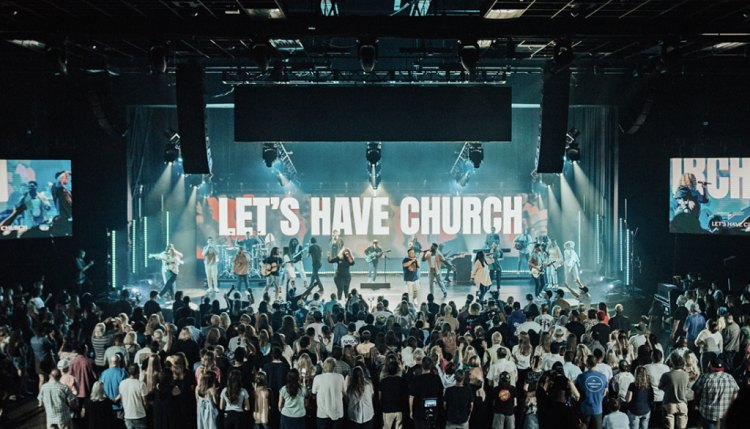 Let's Have Church - Thrive Worship