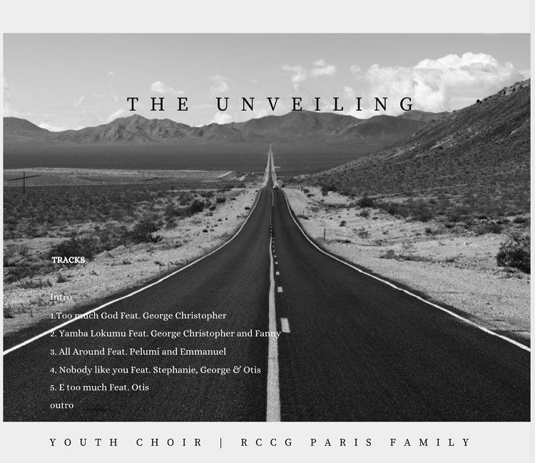 The Unveiling + Too Much God - Paris Family Youth Choir