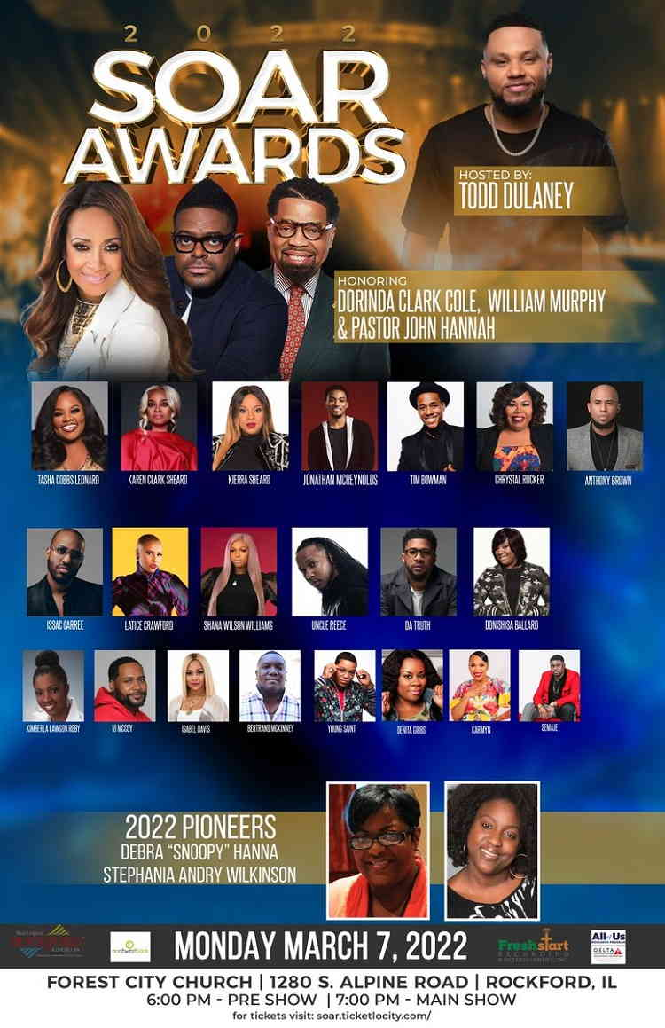SOAR Awards 2022 - Sammie Okposo