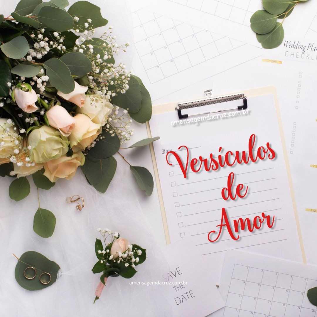 versiculos sobre amor no casamento