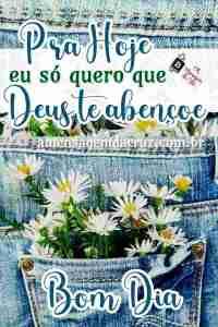 Deus Te Abençoe - Mensagem Bíblica de Bom Dia