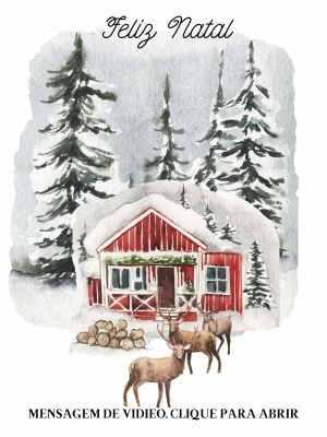 Feliz Natal porque Deus nos amou