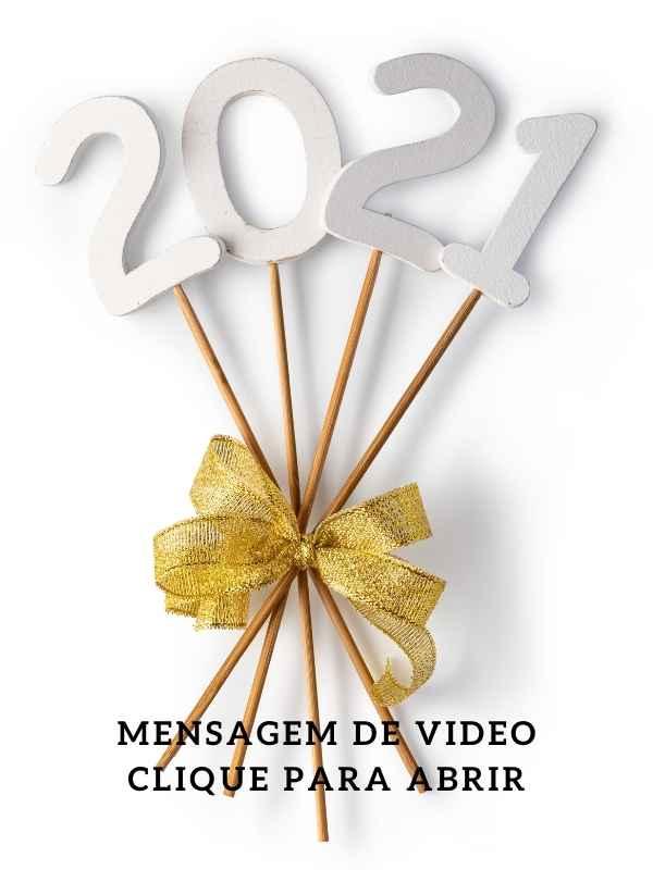 Feliz Ano Novo - Mensagem em Vídeo