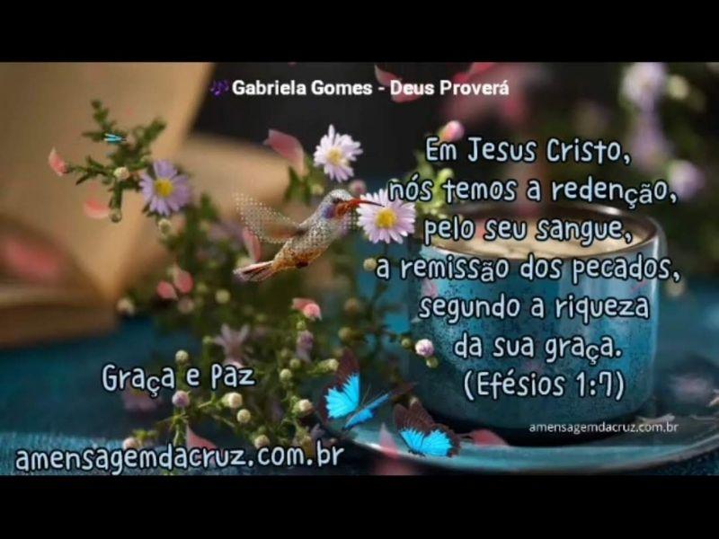 Rendenção - Mensagem Bíblica baseada em Efésios 1:7