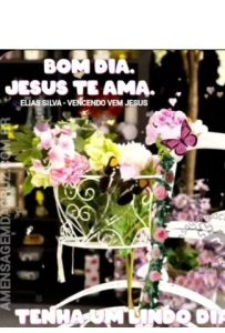 Jesus te ama - João 3:16 - Mensagem Bíblica de Bom Dia