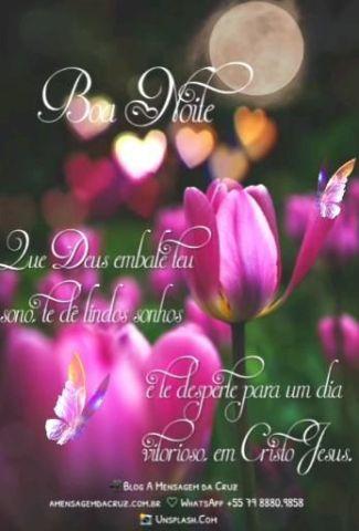 Vitorioso em Cristo Jesus - Mensagem de boa noite