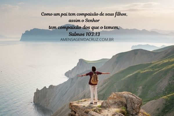 Versículo do dia - Salmos 103:13