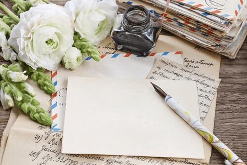 Escrever é uma terapia
