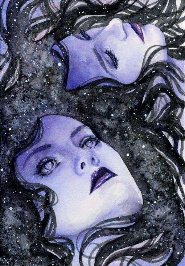 mulher-espaço