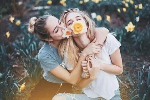 amigas-flores