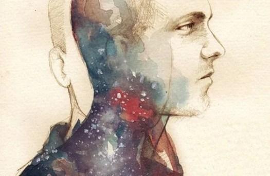 Homem com dois rostos