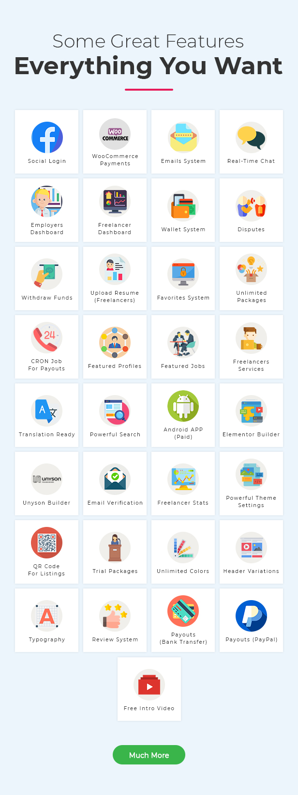Workreap - Freelance Marketplace and Directory WordPress Theme - 18
