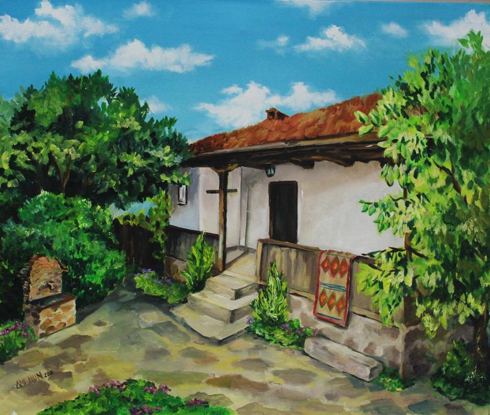 Chiprovtsi`s House