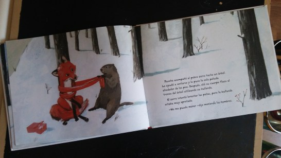 la marmota pancha y el zorro 2