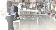 Merienda exprés con Sara Cano