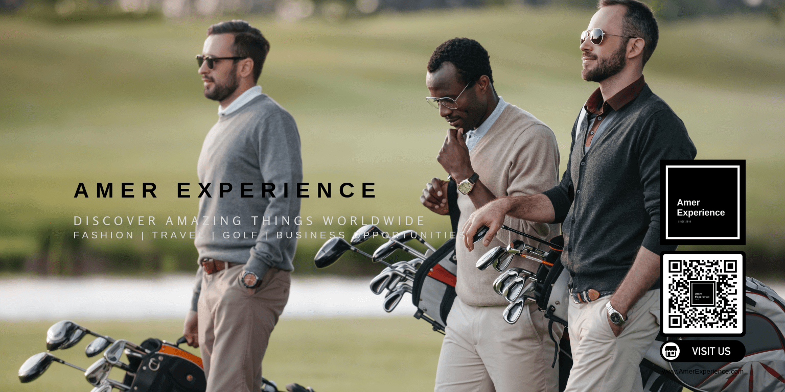 Amer Experience Golf Proshop Men Great Discounts