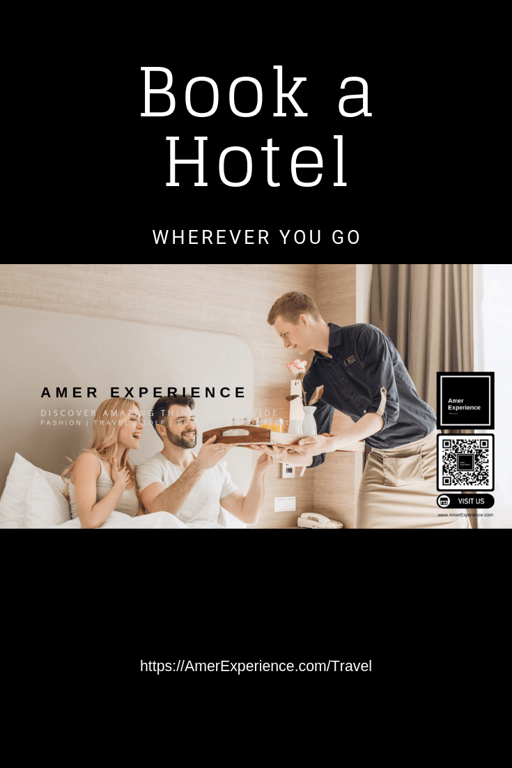 Hotel Reservation Worldwide, AMER EXPERIENCE