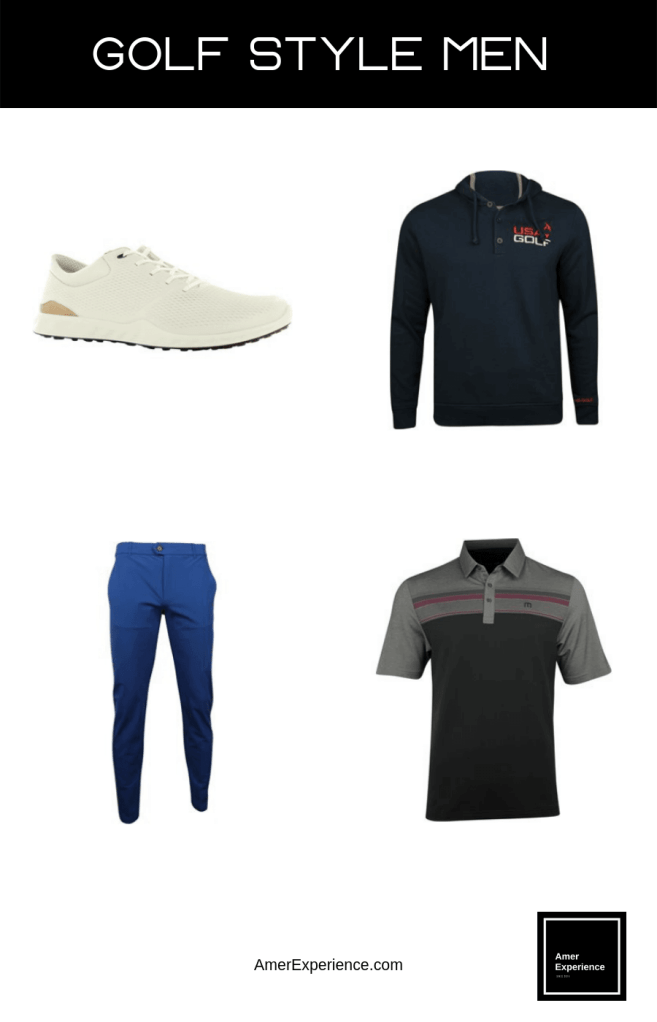 AmerExperience.com-Golf Style Men - Shop Now Easy And Safe