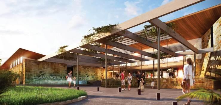 , Nach Ecuador auswandern und Mitglied des neuen Guayaquil Country Clubs werden, AMER EXPERIENCE