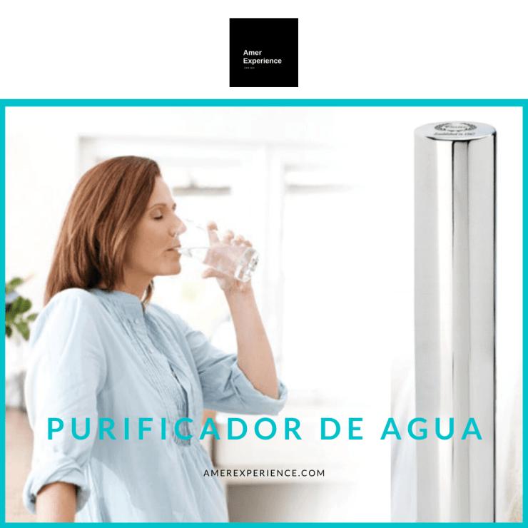 Agua pura como la naturaleza con los mejores purificadores de agua Carico Ecuador